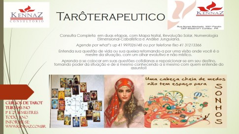 Taroterapia KennaZ